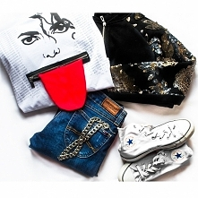 Michael Jackson T-shirt- sk...
