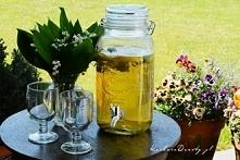 Mrożona zielona herbata, idealna na upały. Ta herbata wcale nie jest mdła, pr...