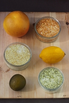 sól cytrynowa i inne smaki