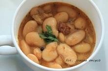 fasolka po bretońsku – pożywny obiad