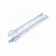 Prowadnica rolkowa GAMET PR-1011 L-250 biała - L+P