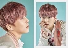 EXO, Xiumin *_* super kolor włosów