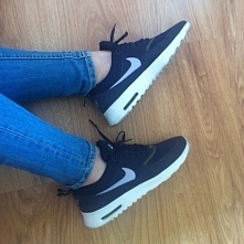 Nike air max thea fiolet