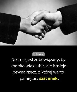Szacunek Na Cytaty Zszywkapl
