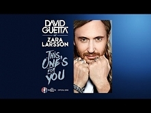 David Guetta ft. Zara Larsson - This One's For You (UEFA EURO 2016™ Offi...