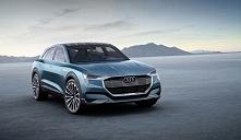 Audi E-tron Quattro Concept - nowość!