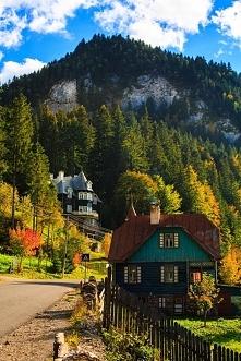 Cheile Bicazului, Rumunia