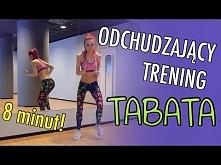 Odchudzająca Tabata - tylko 8minut !