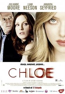 Chloe (2009) Catherine i David, ona jest lekarzem, on profesorem, na pierwszy rzut oka wydają się być idealną parą. Szczęśliwe małżeństwo z utalentowanym synem, wydaje się, że w...