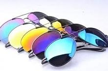 Okulary przeciwsłoneczne ... Lustrzanki .. kolorowe okulary ... Do wyboru do koloru ...