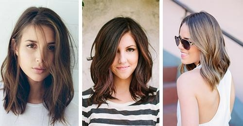 Proste Fryzury Do Ramion Galeria Inspiracji Na Włosy