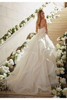 Mori Lee Wedding Dresses Style 5465
