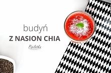 Na blogu już jest przepis na pyszny i zdrowy budyń z nasion chia. Kliknij w z...