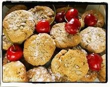 Ciastka słonecznikowe (po przepis, kliknij na foto)