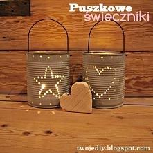 Puszki świeczniki - zobacz na twojediy.pl