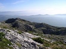 Góry w Chorwacji