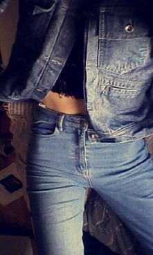 Just Jeans.