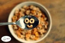 A Wy, jecie zdrowe śniadani...