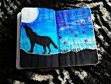 Wieck This Journal  wolf