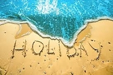 HOLIDAY♥