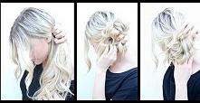 Zrób to sama: Niebanalna fryzura dla blondynki? Razem z nami wyczarujesz cuda! Zobacz koniecznie!