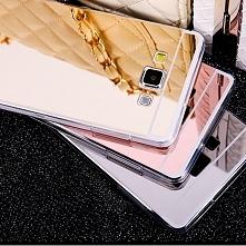 Silikonowe etui Mirror Zabłyśnij! :)) Do wielu modeli - nie tylko na iPhony :)