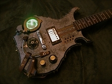 Steampunk (gitara elektryczna)