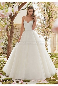Mori Lee Wedding Dresses Style 6831