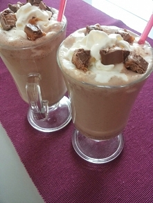 Marsowy milkshake