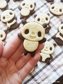 Ciasteczka Panda