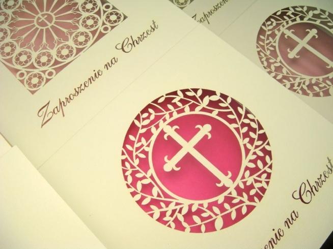 Zaproszenia Na Chrzciny Religijne Jotstudiopl Na Zaproszenia Na