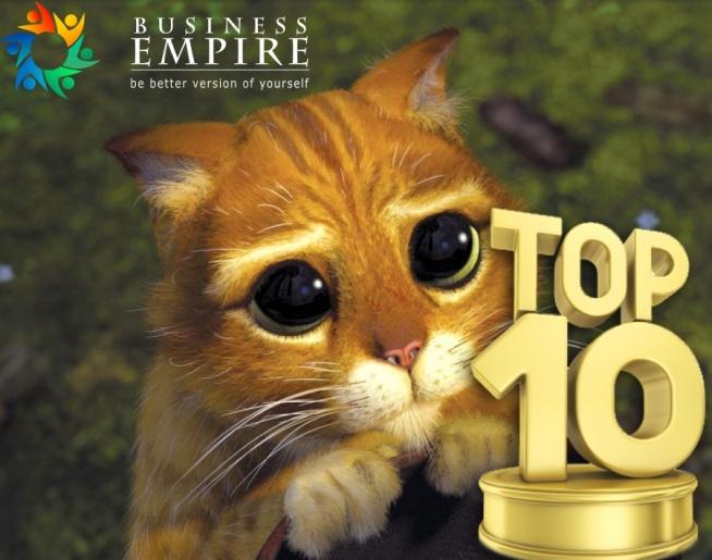 TOP 10 najlepiej zarabiających serii kinowych
