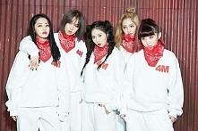 4MINUTE ^^ szkoda, że chcą rozwiązać grupę i tylko Hyuna ma kontynuować kariere :/