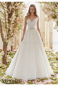 Mori Lee Wedding Dresses Style 6836