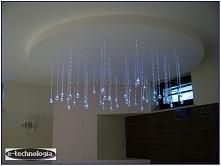 Oświetlenie nad nowoczesnym jacuzzi. Firma E-Technologia prezentuje dekoracje, wyposażenie, podświetlenie jacuzzi, które sprawi, że jacuzzi będzie eleganckie i ekskluzywne. Proj...