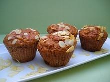Muffiny jabłkowe z cynamonem