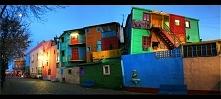 La Boca - dzielnica Buenos Aires
