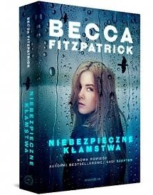 Niebezpieczne kłamstwa- Becca Fitzpatrick