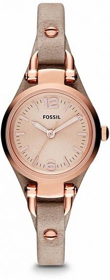 Modny damski delikatny zegarek Fossil ES3262 Możliwość zakupu, link w komenta...