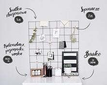 DIY: Domowy kąt do pracy za mniej niż 70zł Metamorfoza biurka