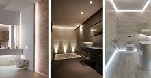 Jak oświetlić łazienkę w zjawiskowy sposób? Zobacz kilka porad. Zobacz więcej...