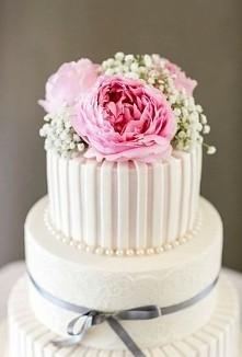 pięny tort