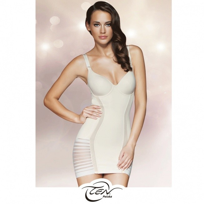 Ogromny Wyszczuplający gorset idealny pod spódnicę czy sukienkę! :) na Mój XS32