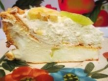 Szybkie ciasto z samych białek