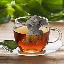 Słodka zaparzaczka do herbaty :).