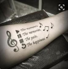 muzyczna inspiracja