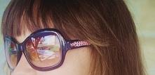okulary DIY na blogu ważkowa