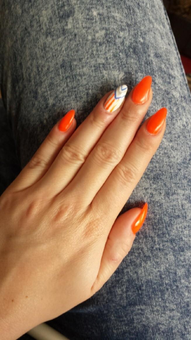 neonowe pomaranczki ;)