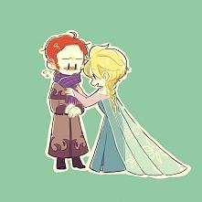 Elsa x Hans