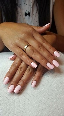 Indigo nails hybryda od Natalki Siwiec :-))